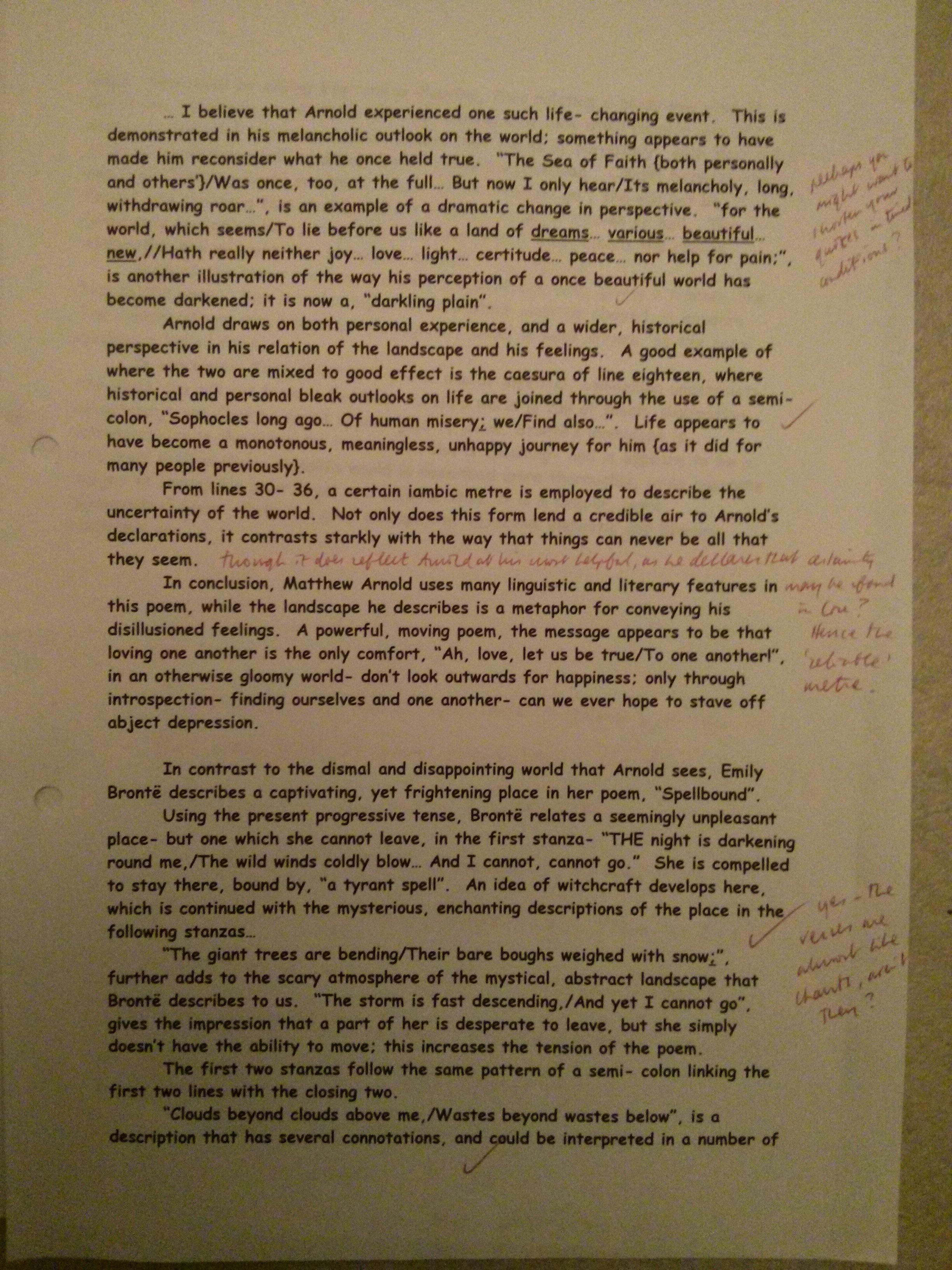 Kubla khan essay